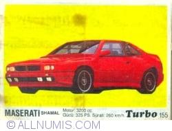 Image #1 of 155 - Maserati Shamal