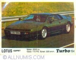 Image #1 of 154 - Lotus Esprit