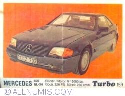Image #1 of 159 - Mercedes 500 SL-24
