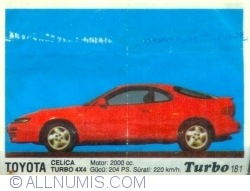 Image #1 of 181 - Toyota Celica Turbo 4x4