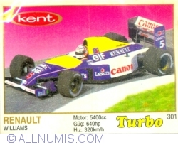 Image #1 of 301 - Renault Williams