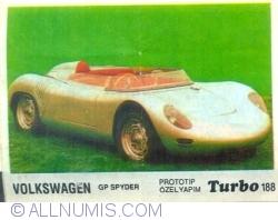 Image #1 of 188 - Volkswagen GP Spyder