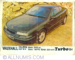 Image #1 of 184 - Vauxhall Calibra 2.0i 16 V