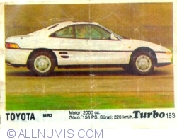 Image #1 of 183 - Toyota MR2