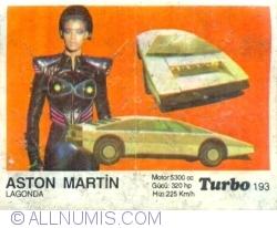 193 - Aston Martin Lagonda