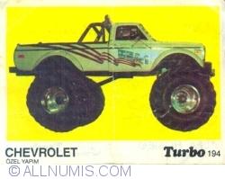 194 - Chevrolet Ozel Yapim