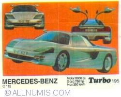 195 - Mercedes-Benz C 112