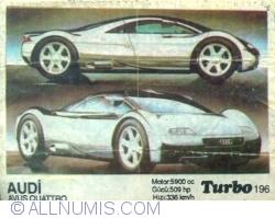 Image #1 of 196 - Audi Avus Quattro