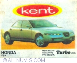 Image #1 of 206 - Honda FS-X
