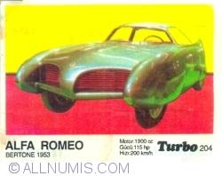 Image #1 of 204 - Alfa Romeo Bertone 1953