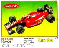 Image #1 of 318 - Ferrari Prototype