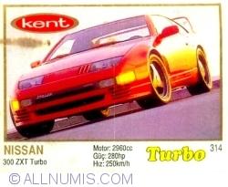 Image #1 of 314 - Nissan 300 ZXT Turbo