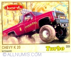 309 - Chevy K 20