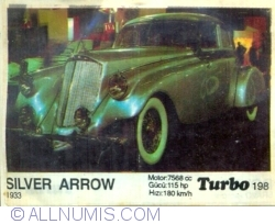 Image #1 of 198 - Silver Arrow 1933