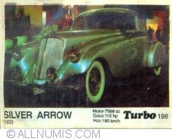 198 - Silver Arrow 1933