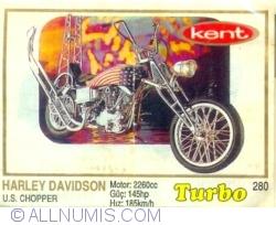 280 - Harley Davidson U.S. Chopper