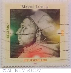 Imaginea #1 a 100 Pfennig 1996 - Martin Luther