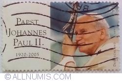 Image #1 of 55 Euro Cent 2005 - Papa Ioan Paul al II-lea (1920-2005)