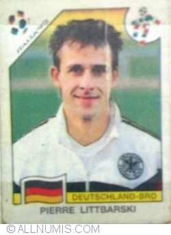 Image #1 of Pierre Littbarski - Germany