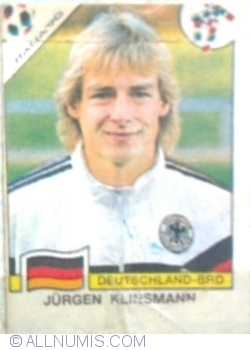 Jürgen Klinsmann - Germany