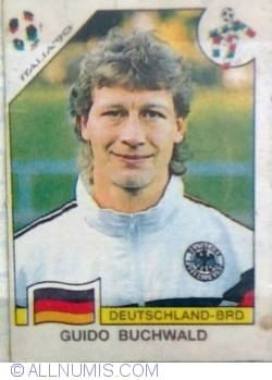 Guido Buchwald - Germany