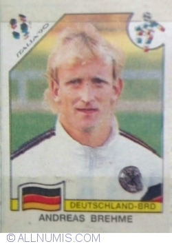 Image #1 of Andreas Brehme - Germany