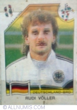 Image #1 of Rudi Völler - Germany