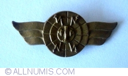 Image #1 of Airforce aerial communicator insignia