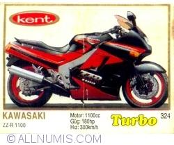 Image #1 of 324 - Kawasaki ZZ-R 1100
