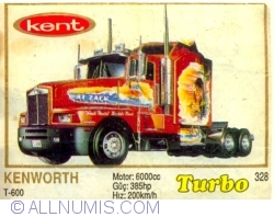 Image #1 of 328 - Kenworth T-600