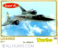 Image #1 of 292 - Lockheed SR-71