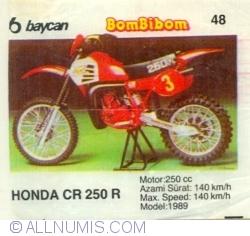 48 - Honda CR 250 R