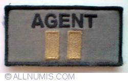 Grad piept - Agent principal