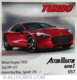 Image #2 of 057 - Aston Martin Rapid S