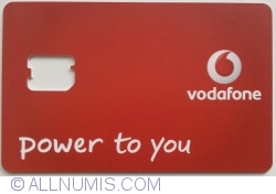 Vodafone - Power to you - fără SIM