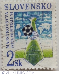 Image #1 of 2 Sk 1994 - FIFA World Cup 1994 - USA