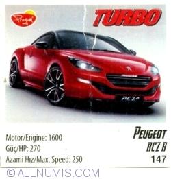 147 - Peugeot RCZ R