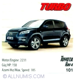 Image #1 of 101 - Toyota Rav 4