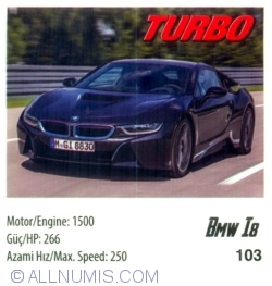 Image #1 of 103 - BMW I8
