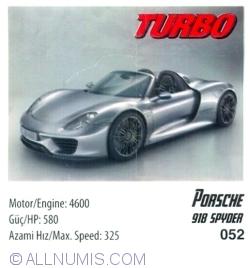 Imaginea #1 a 052 - Porsche 918 Spyder