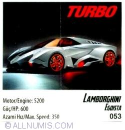 Imaginea #1 a 053 - Lamborghini Egoista