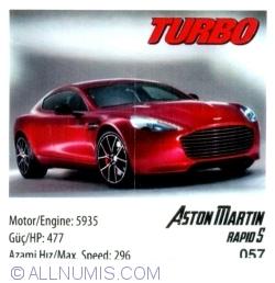 057 - Aston Martin Rapid S