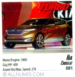 Image #1 of 081 - Kia Cross GT
