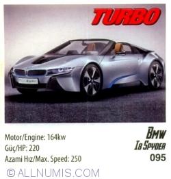 095 - Bmw I8 Spyder