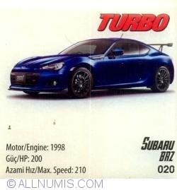 Imaginea #1 a 020 - Subaru BRZ