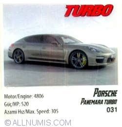 Imaginea #1 a 031 - Porsche Panemara Turbo