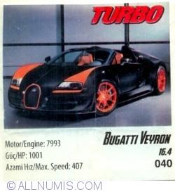 Image #1 of 040 - Bugatti Veyron 16.4
