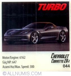 Imaginea #2 a 044 - Chervolet Corvette ZR-1