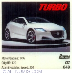 Imaginea #2 a 049 - Honda CAZ
