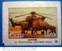 Image #1 of 16 - SA-330 Puma